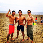 ビーチスポーツフェスタ2015@幕張海浜公園に参加!